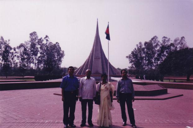 Sabar Monument